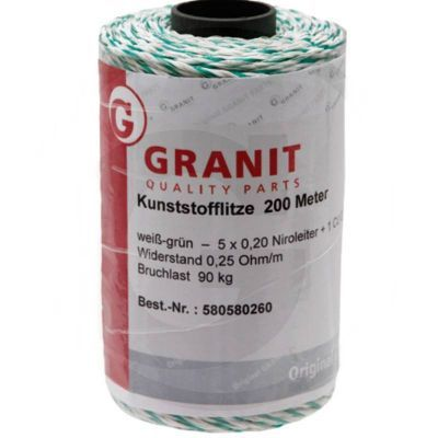 Fir gard electric Granit Lite-200m